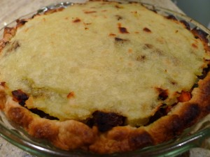 Veggie Shepherd's Pot Pie
