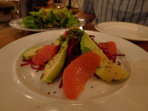 Beet Avocado Grapefruit Salad