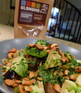 Stir Fry with Applewood Smoked Cashews