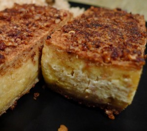 Crusted Tofu
